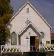 First Presbyterian Church at Alaskaland.